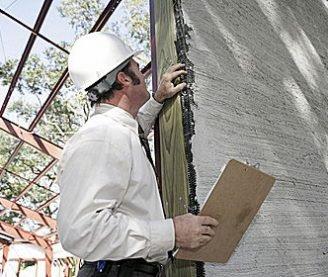 обследование железобетонных конструкций