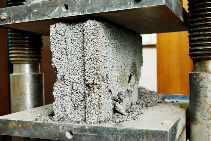 Испытание бетон цементный раствор коэффициент теплопроводности