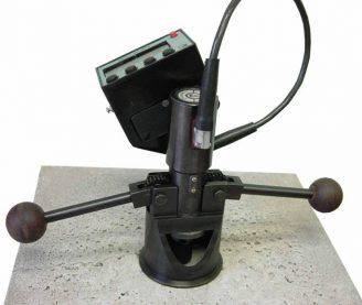 контроль бетона методом отрыва стальных дисков