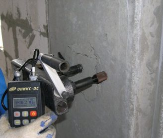 реализация ультразвукового контроля бетона