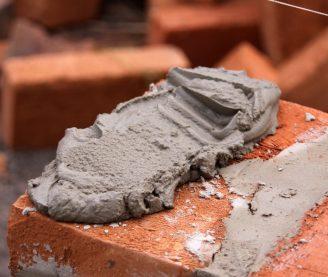 Испытание строительного раствора